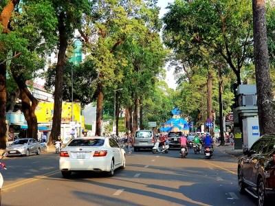 3区_ホーチミン_Dist3_HCMC_Vietnam