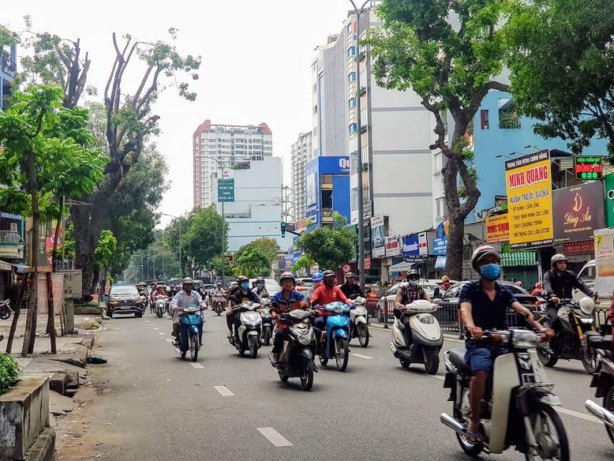 ベトナム -ホーチミン-10区-浦江亭-HCMC_Vietnam_district10_uraetei