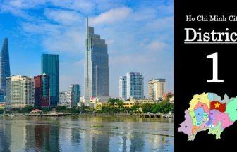 Vietnam-HoChiMinhCity-District1-ベトナム-ホーチミン-1区