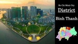 Vietnam-HoChiMinhCity-District BIn Thanh-ベトナム-ホーチミン-ビンタイン区