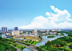 Vietnam_Hochiminh_Dist7_Phu My Hung_Overview Landscape (1)