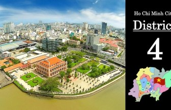 Vietnam-HoChiMinhCity-District4-ベトナム-ホーチミン-4区