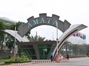 Amata Industrial Park(アマタ工業団地)-ベトナム