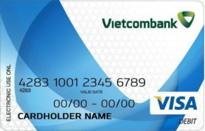 Vietnam-Vietcombank-International Debit Card