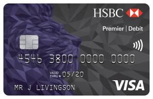 HSBC Vietnam-Premier-debitcard