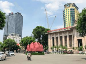 Vietnam-Hanoi-Statebank