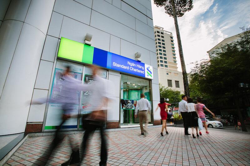 Vietnam-HoChiMinh-Standard Chartered Bank