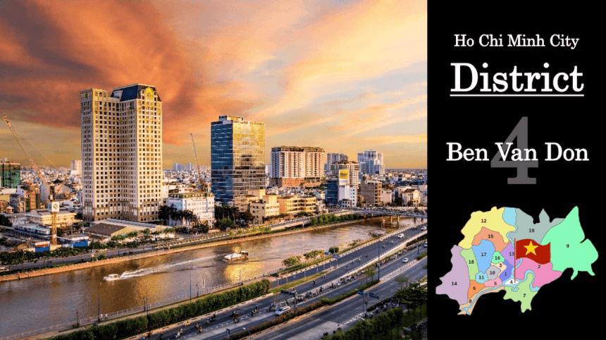 Ben Van Don(ベンバンドン)-D4-HCMC-Vietnam