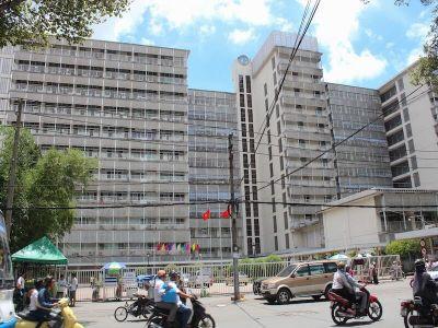 チョーライ病院-ChoRayHospital-Bệnh viện Chợ Rẫy-D5-HCMC-Vietnam