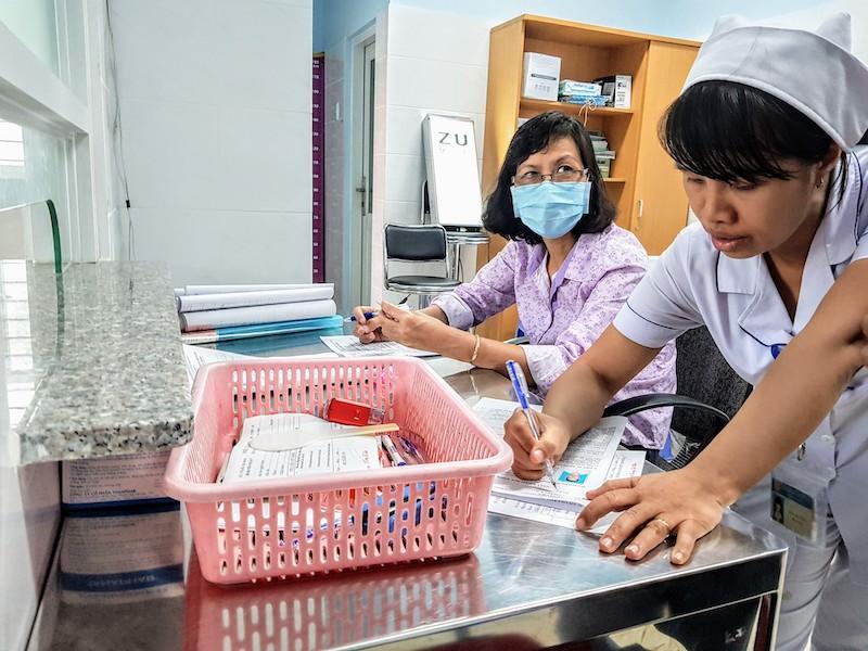 benhvien-hospital-ベトナムホーチミン7区地元ローカル病院