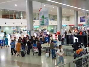 タンソンニャット国際空港_ホーチミン_Tan Son Nhat International Airport_HoChiMinhCity_Vietnam