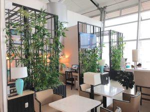 Lotus Lounge_Tan Son Nhat Internat_onal Airport_タンソンニャット国際空港_ホーチミン_ベトナム