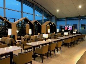 Lotus Loung_Tan Son Nhat Internat_onal Airport_タンソンニャット国際空港_ホーチミン_ベトナム