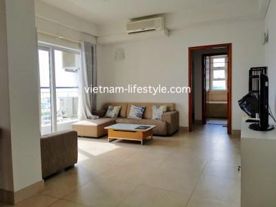 ベトナム_ダナン_インドシナ リバーサイド タワー_Vietnam_Danang_Indochina Riverside Tower-Living room2