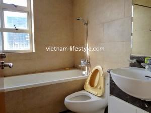 ベトナム_ダナン_インドシナ リバーサイド タワー_Vietnam_Danang_Indochina Riverside Tower-Bath