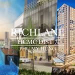 7区「リッチレーン(RICHLANE)」| Vivocity直結の高級コンドミニアム