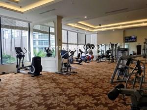 ベトナム_ダナン_ビンパール_Vietnam_Danang_Vinpearl_Condotel_Gym