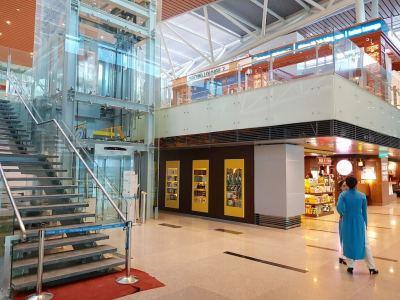 ベトナム_ダナン_ダナン国際航空_ロータスラウンジ_Vietnam_Danang_International Airport_Lotus Lounge
