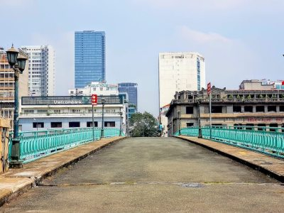 Vietnam_HoCiminh_Dist4_Mon Bridge_ベトナム_ホーチミン_4区_モン橋 (1)