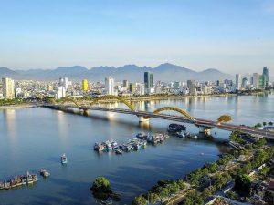 Vietnam_Danang_Han River_ベトナム_ダナン_ハン川