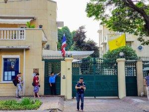 ホーチミン市_タイ王国領事館_外観_hochiminhcity_royal thai consulate-general