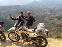 Motorbike Tours in Vietnam North East Pic21