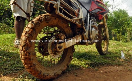 Motorbike Tours in Vietnam North West Pic14