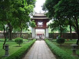 Temple of Literature - HANOI CAPITAL