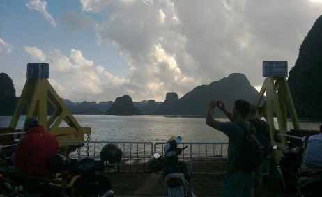 Motorbike Tours in Vietnam North East Pic07