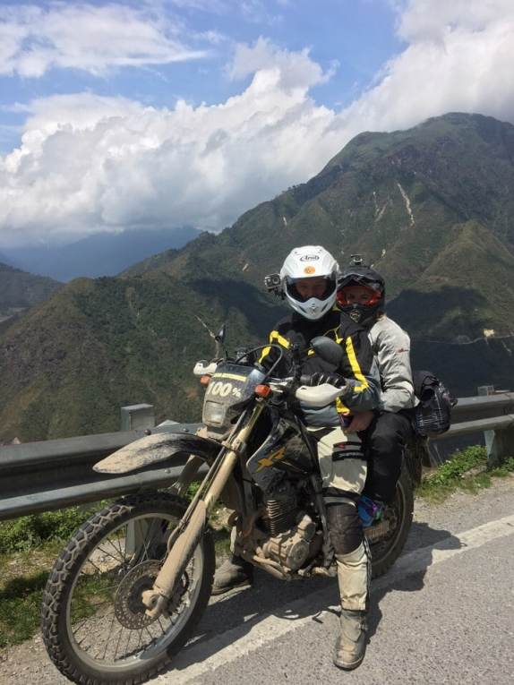 Motorbike Tours in Vietnam North East Pic20