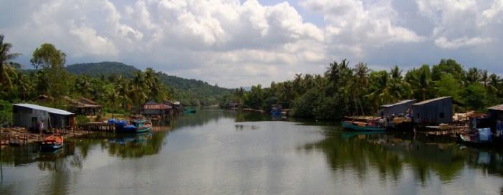 Cua Can River - Phu Quoc Island, Vietnam