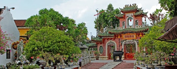 Phuc Kien Assembly Hall - Hoi An, Vietnam