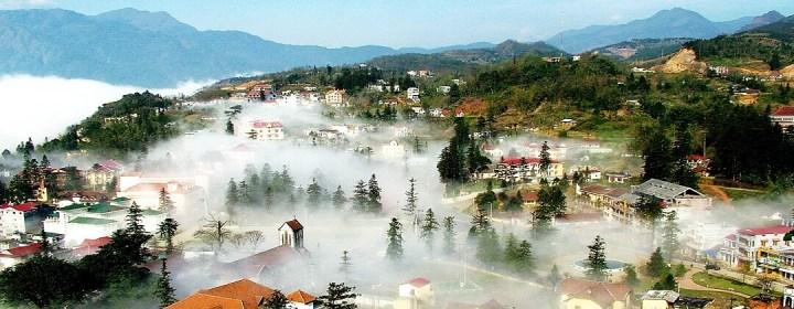 Mist - Sapa, Vietnam