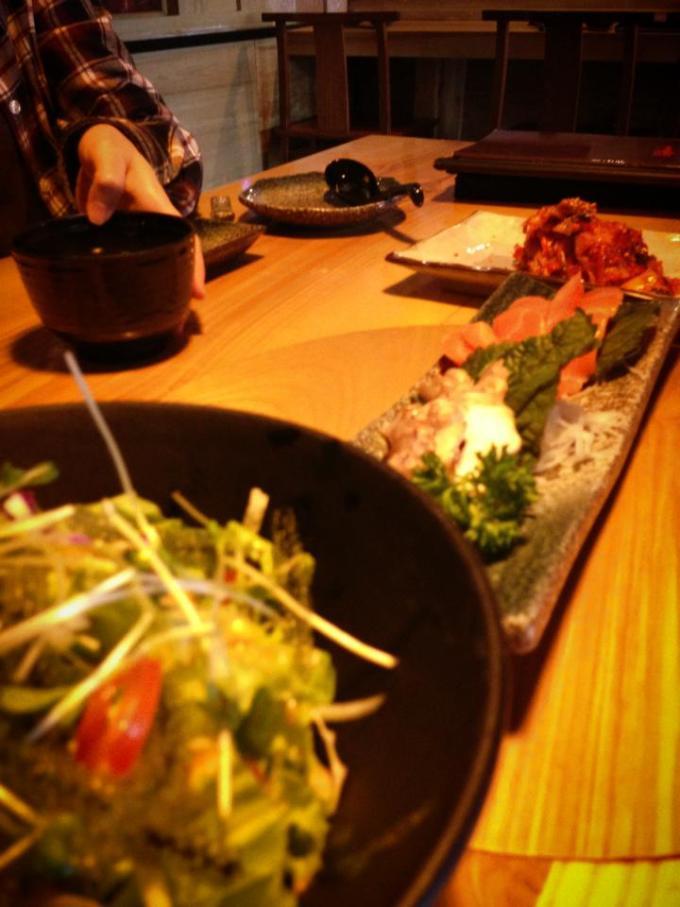 sushi bar sumo hanoi kim ma