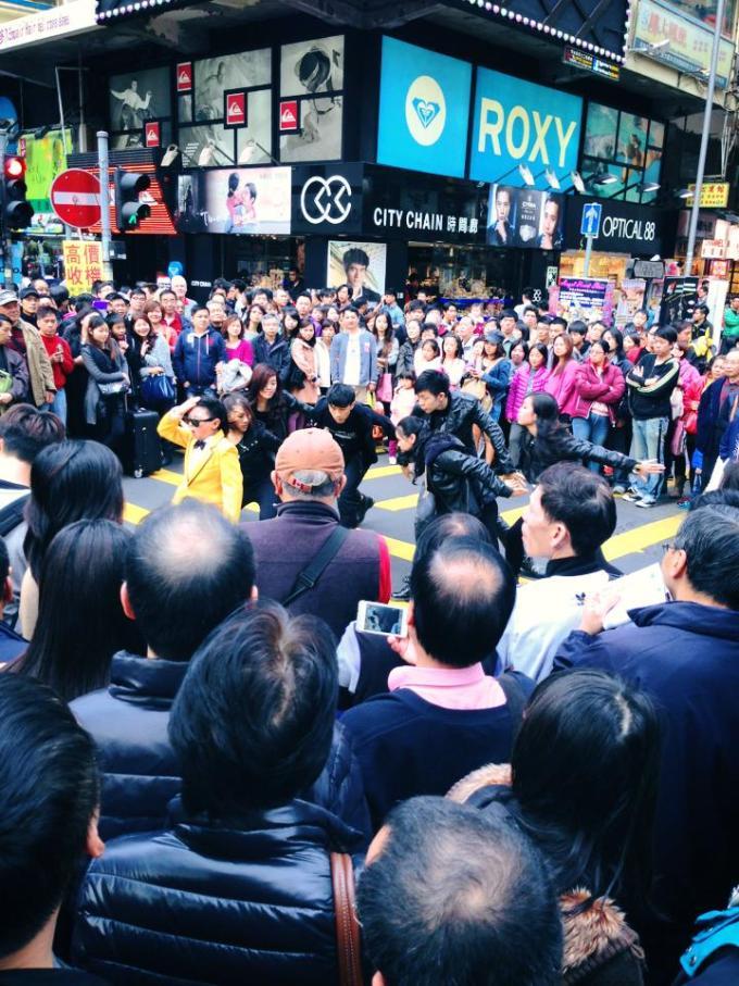 香港 観光 危険 場所