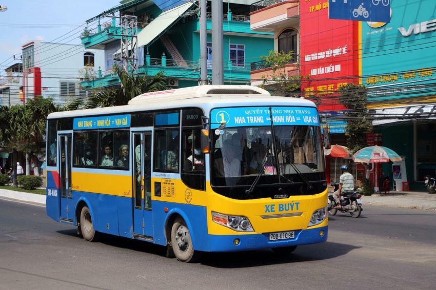 Нячанг Автобус № 1
