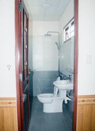 Квартира на севере Нячанга. Ванная