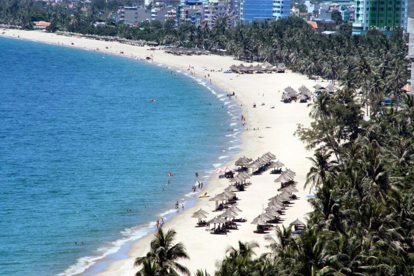 Пляж Ми Кхе или Чайна Бич (Китайский пляж)