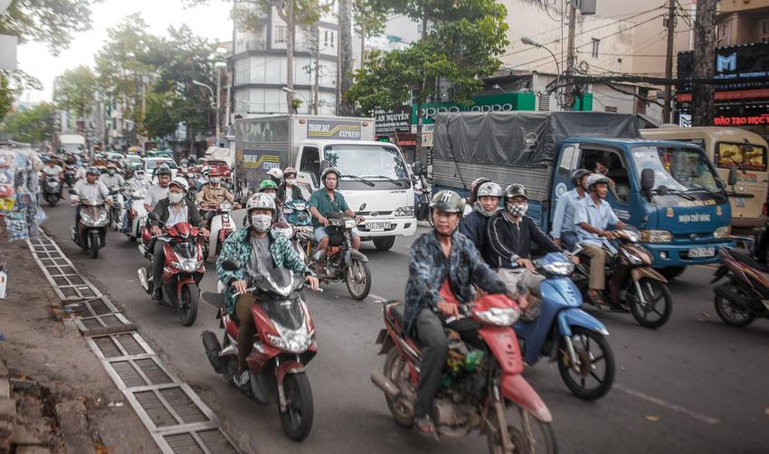 Хаос на дорогах