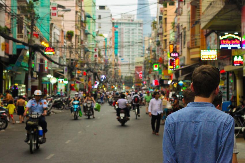 Инфраструктура Вьетнама