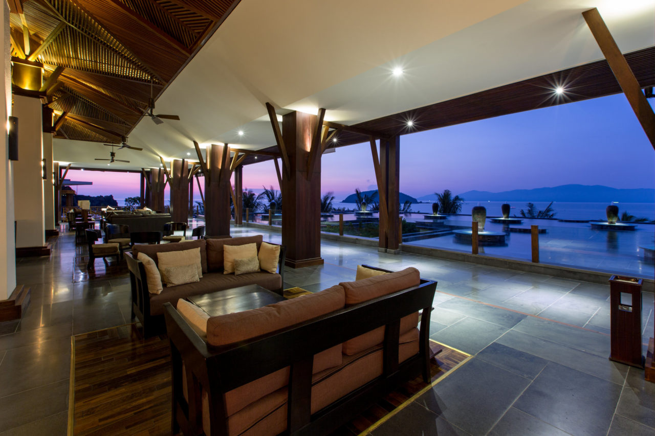 Amiana Resort. Ресторан