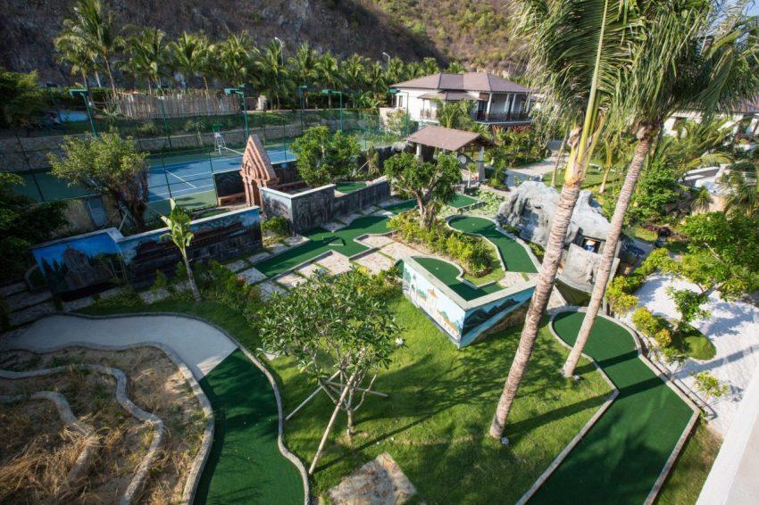 Amiana Resort. Поле для гольфа