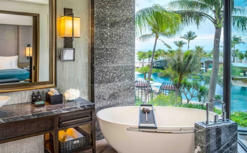 Ванная комната в отеле InterContinental Phu Quoc Long Beach Resort