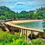 Жемчужный пляж + лабиринт Дракона