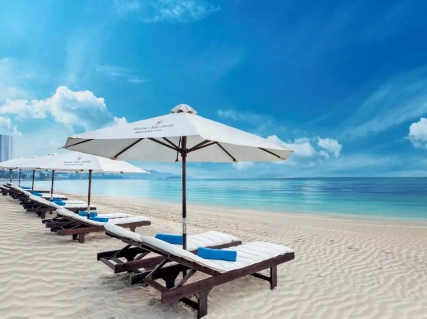 Пляж Nha Trang Beach