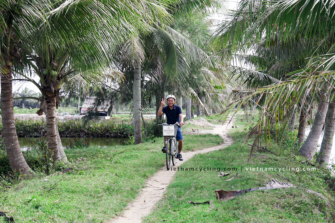 hoian countryside bicycle tour