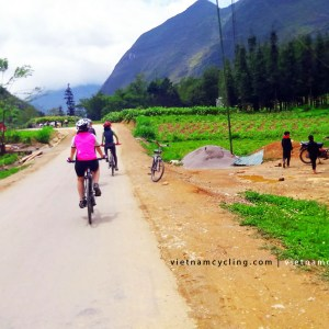 northeast vietnam mountain biking photo ha giang 1