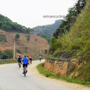 biking ha giang, northeast vietnam