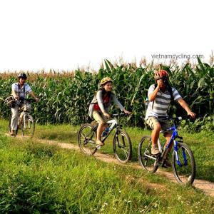 cycling hanoi bac ninh