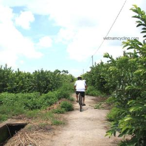 cycling hanoi bat trang